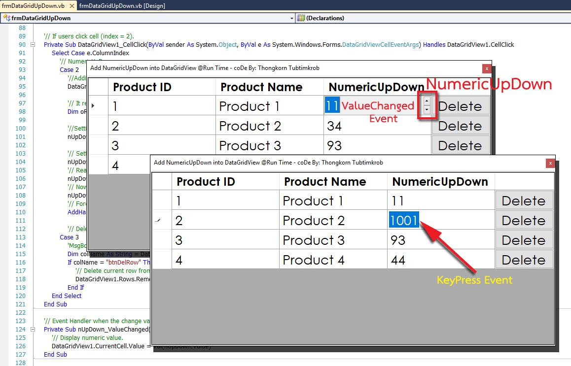 Select case vb.net